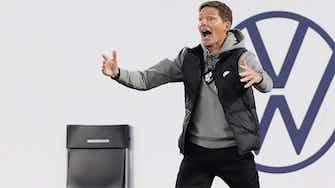 Vorschaubild für Ex-Coach Glasner stürzt mit Frankfurt Tabellenführer Wolfsburg