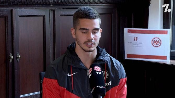 Hoje brilhando na Bundesliga, André Silva analisa experiência na Itália e na Espanha