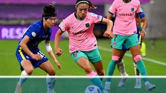 Imagen de vista previa para El Barça femenino gana la Champions League