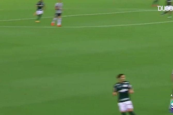 Breno Lopes scores 99th minute winner as Palmeiras seal Libertadores title
