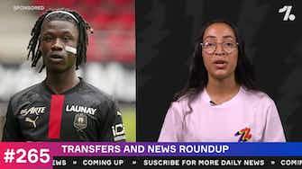 Preview image for Transfer round-up: Camavinga, Otavio and more!