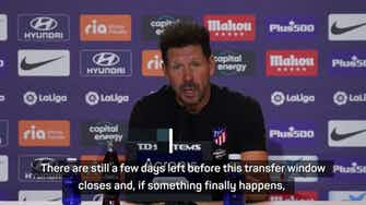 Preview image for Simeone insists Atletico working on more signings