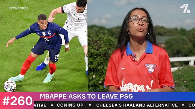Has Mbappé asked for a transfer?