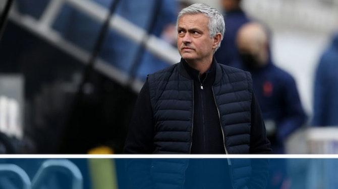 Transferts - Mourinho, nouvel entraîneur de l'AS Rome