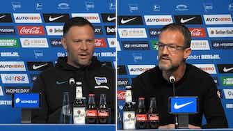 """Vorschaubild für """"Kein Regionalligist"""": Hertha-Trainer Dardai warnt vor Münster"""