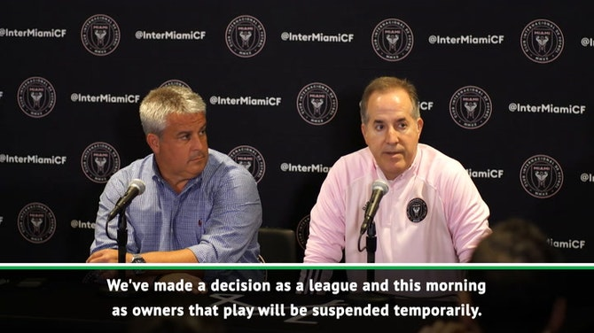 Preview image for Inter Miami won't play first home match anytime soon