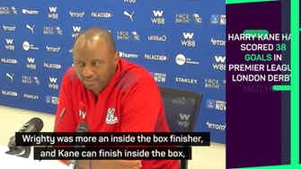 Preview image for Thierry Henry 'on a different level' - Vieira