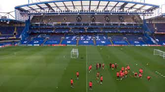 Preview image for Real Madrid training Pre Chelsea HD ©️UEFA 2020