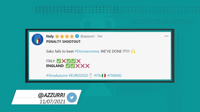 Preview image for Socialeyesed - Italy win Euro 2020
