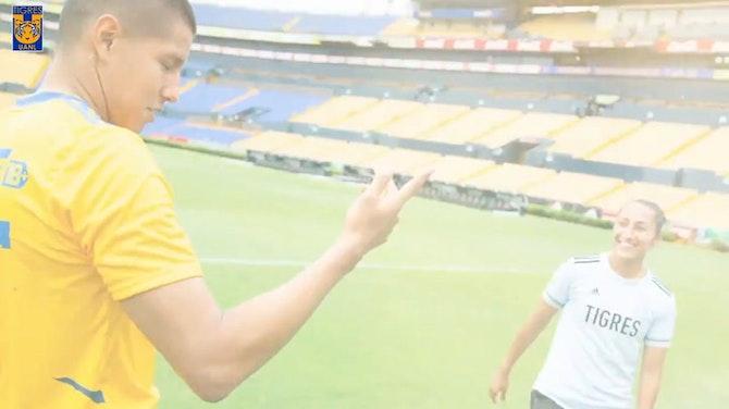 Imagen de vista previa para Tigres presenta sus camisetas para el Apertura 2021