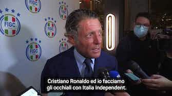 """Anteprima immagine per Lapo Elkann e l'appello a CR7: """"Non segnare mai contro la Juve!"""""""