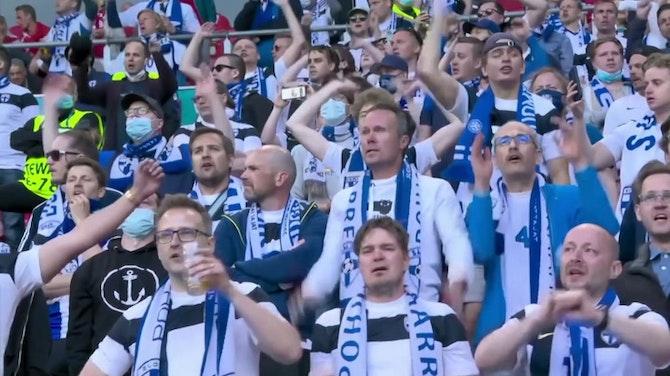 Groupe B - Les supporters unis pour Eriksen