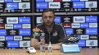 Imagem de visualização para Executivo de futebol do Santos comenta sobre situação de Marinho