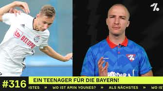 Vorschaubild für Wird er Bayerns neues Wunderkind?