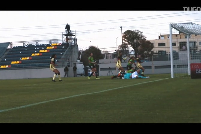 Club América Femenil's journey to the playoffs