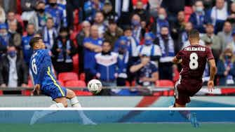 Preview image for Leicester City beat Chelsea to win the FA Cup