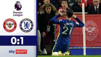 Vorschaubild für Chillwells Traumtor bringt Tuchel wieder auf 1!   Brentford - FC Chelsea 0:1