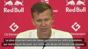 """Image d'aperçu pour 4e j. - Marsch : """"Jouer sans pression et sans peur"""""""