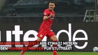 Vorschaubild für Gladbachs Aufholjagd gerät ins Stocken: Nur Remis gegen VfB