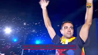 Preview image for Xavi Hernandez: A whole life at Barcelona