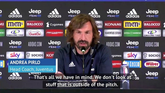 Preview image for VIRAL: FOOTBALL: Threat of European Super League consequences will not affect players - Pirlo