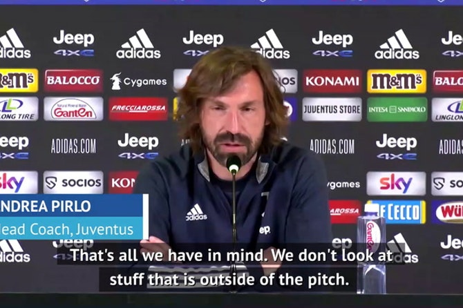VIRAL: FOOTBALL: Threat of European Super League consequences will not affect players - Pirlo
