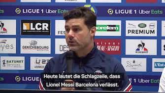 Vorschaubild für Pochettino nach Auftaktsieg: Keine Messi-Ablenkung