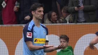 Vorschaubild für Stindl's double vs Augsburg