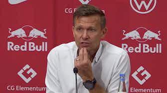 Vorschaubild für Bayern und Man City? Marsch: Sind nicht bereit