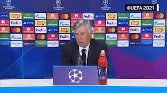 """Imagen de vista previa para  Ancelotti: """"El partido ha sido muy intenso"""""""