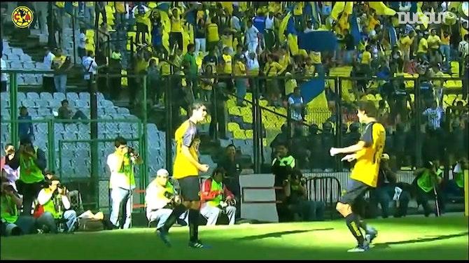 Preview image for Raúl Jiménez Visits Club América