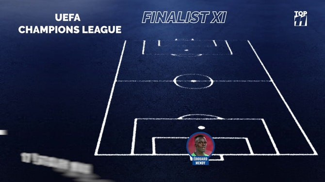 Preview image for UEFA Champions League Final Best XI