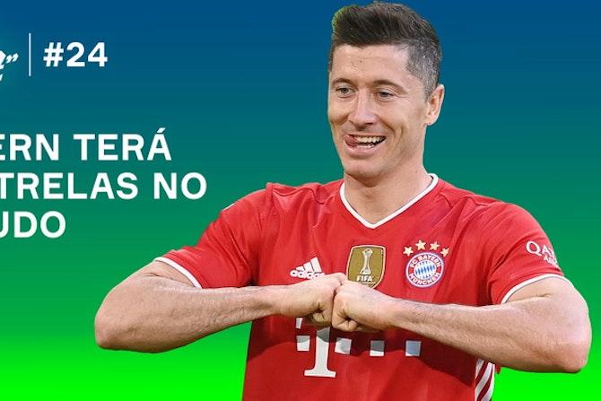 Porque o Bayern vai ter 5 estrelas no escudo?
