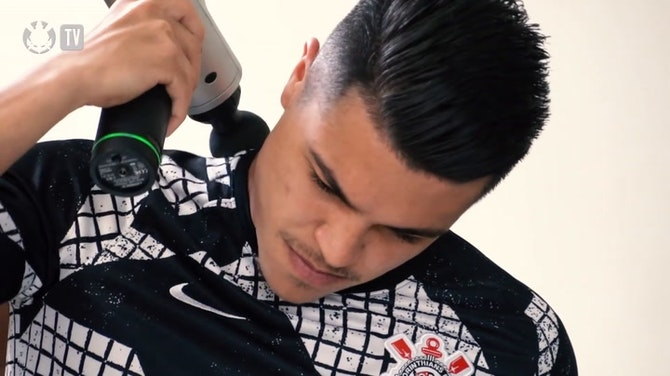 Behind the scenes of Corinthians' away victory over América-MG