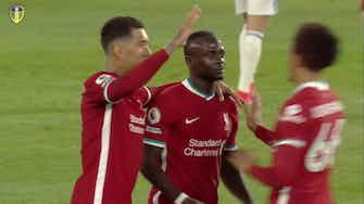 Image d'aperçu pour Résumé Leeds 1-1 Liverpool