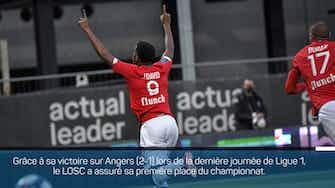 Image d'aperçu pour Ligue 1 - Lille champion de France !