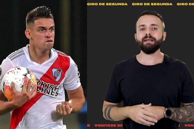 Giro de Segunda: Borré No Palmeiras?