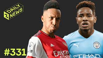 Preview image for Arsenal SHOCK in London derby + Man City name new striker!