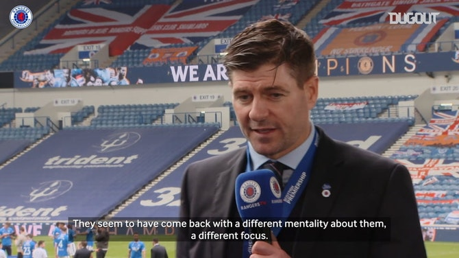 Preview image for Gerrard: This club has been to hell and back