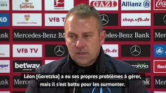 """Image d'aperçu pour 9e j. - Flick : """"Goretzka montre ses qualités de leader dans le jeu"""""""