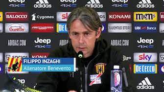"""Anteprima immagine per Pippo Inzaghi e i quattro punti con la Juve: """"Straordinario. Come noi"""""""