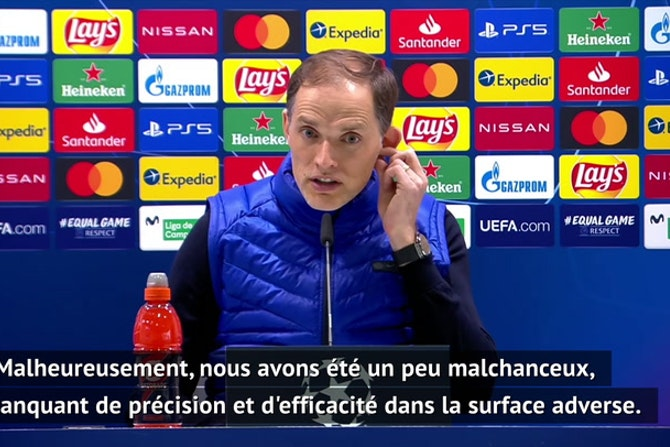 """Demies - Tuchel : """"Nous aurions pu plier le match après 30 minutes"""""""
