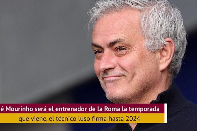 Pedro y Mourinho, de Londres a Roma