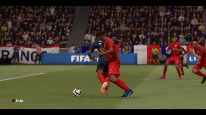 Image d'aperçu pour Les Bleus éliminés par la Suisse en 8es de l'Euro ? (FIFA)