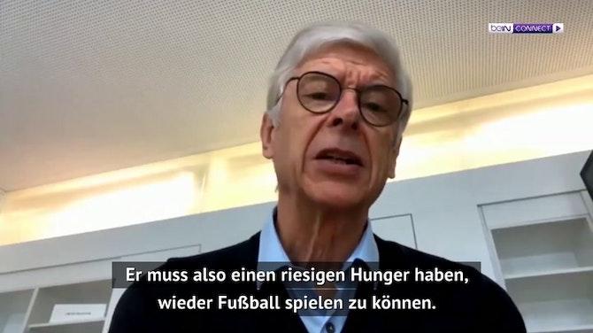 """Vorschaubild für Wenger: """"Özil braucht ein warmes Umfeld"""""""