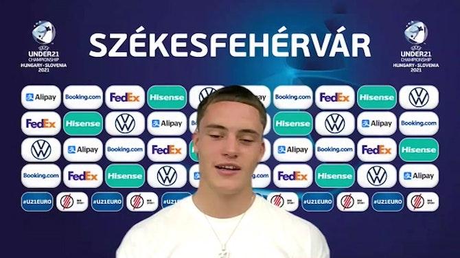 """Vorschaubild für Wirtz: """"Steckt nicht viel Ronaldo in mir"""""""