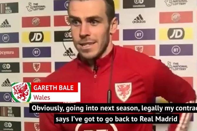 Bale will return to Real, but future remains unclear