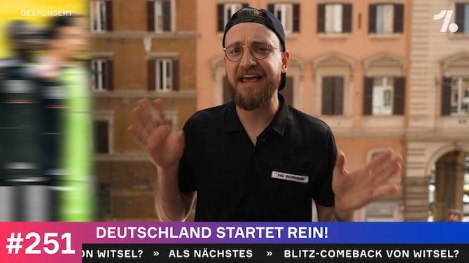 Deutschland startet ins Turnier!