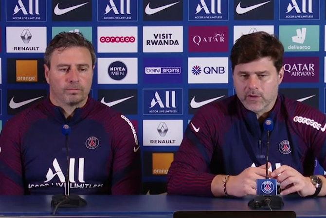 """Pochettino: """"Hay que seguir teniendo opciones hasta el último partido"""""""