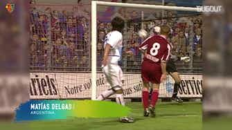 Imagen de vista previa para Leyendas Copa América: Argentinos en el FC Basilea